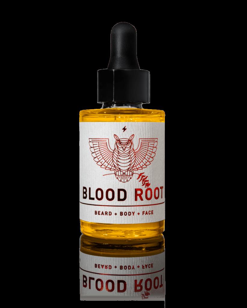 Blood Root Beard Oil