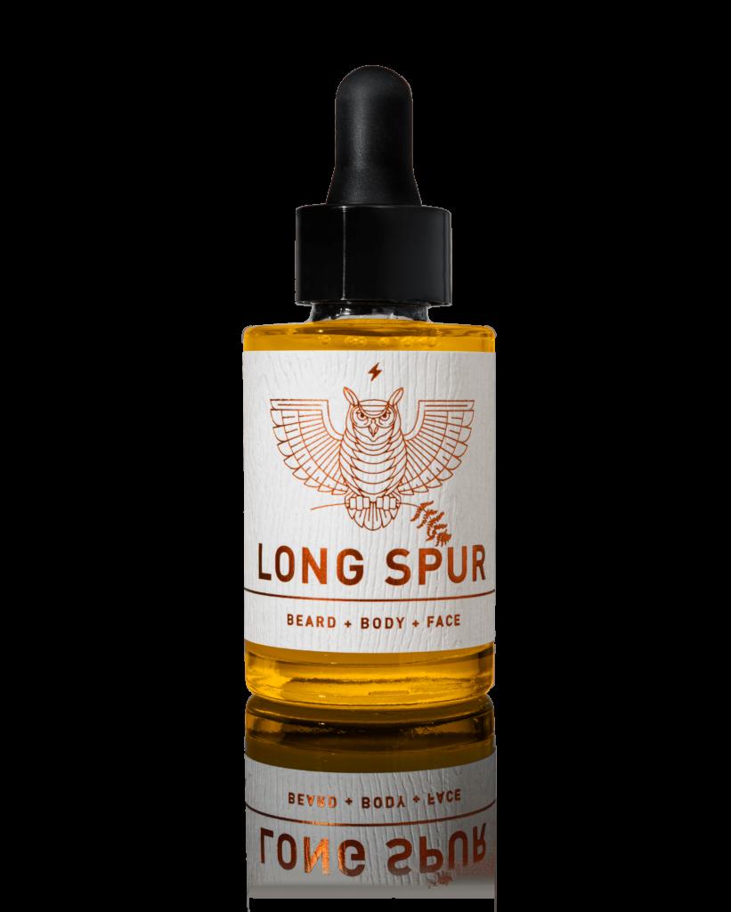Long Spur Beard Oil